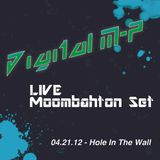 "Digital M-P - ""Live Set (April 21st, 2012)"""