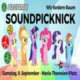 Soundpicknick - Wir fordern Raum