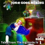 JGM342: TALES FROM THE NIGHTSIDE IV side one (Recorded 15th September 2013)
