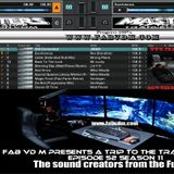 Fab vd M Presents A Trip To The Trance World Episode 52 Season 11