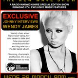 "RW086 - THE JOHNNY NORMAL RADIO SHOW ""WENDY JAMES EXCLUSIVE"" - 29 MARCH 2017"