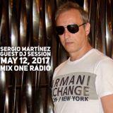 Sergio Martínez - Guest dj session - mIXoNe Radio - May 12, 2017.