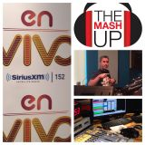 En Vivo SiriusXM 152 The Mash Up with BL Stylz 08-18-14