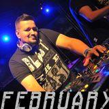 CartmanDj Live @ Club Jail - WarmUp Promo Mix Februar