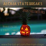 Aloha State Breaks: Spooky Halloween Mix 2015