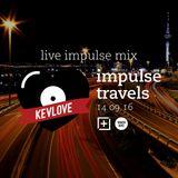 KEVLOVE impulse mix. 14 september 2016 | whcr 90.3fm | traklife.com