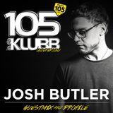 INDAKLUBB UNDERGROUND Presents JOSH BUTLER