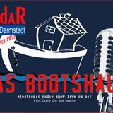 Das Bootshaus mit Giuseppe Castani & BL.CK live on Air. mit Chris Cok