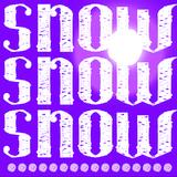 snowsnowsnow... *2*