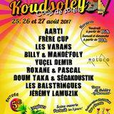 KOUDSOLEY FESTIVAL - 25,26 et 27 août 2017 à motoco