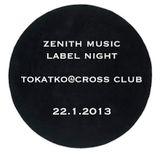 Tokatko: Zenith Music Label Night @ Cross Club
