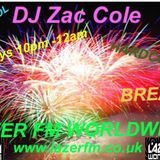 Sunday Madness show 1 on Lazer FM with DJ Zac Cole 20/01/2017