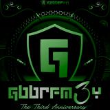 #GBBRFM3Y - Mixed by -DJ Casketkrusher- (Gabber.FM)