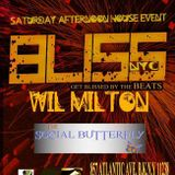 Wil Milton Live @ Bliss NYC  Social Butterfly NYC 11.11.17 Part 1