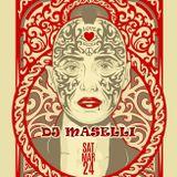 dj maselli - la virgola club - 24 marzo 2018