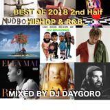Best Of 2018 HIPHOP R&B 2nd Half.