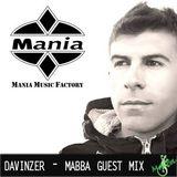 DAVINZER - MABBA GUEST MIX