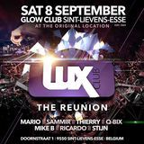 Dj. Mario live @ Glow Club -LUX Reunion on 08.09.2018