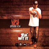 DJ Sik Wit It Live By The Beat Mix EP 34 Reggae/Dancehall/Throwbacks/Top 40/Reggaeton/Turntablism