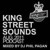 King Street Sounds Podcast August 2011