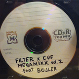 FILTER x CUF MEGAMIXX vol. 2 feat. BOJLER
