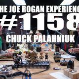 #1158 - Chuck Palahniuk