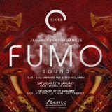 Six15 and San Carlo Fumo present FumoSound// January 2018 mix featuring DJ Ben Martin and Mariella