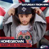 Capital Xtra Guest Mix with Robert Bruce (Homegrown)