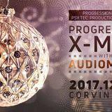 Djane Goblin - Progressive Xmas Techno stage 2017.12.25