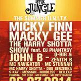 DJReflexy 2R2E-PromoMix Rumble in the Jungle, 'The Summer U.N.I.T.Y.'