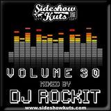 SIDESHOW KUTS VOLUME 30 MIXED BY DJ ROCKIT (CALIFORNIA , U.S.A) BREAKS