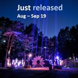 Just released - August and September '19