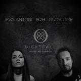 Eva Antoni B2B Rudy Lime - Nightfall | where we connect (ADE 2017 Warm-up)
