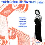 Those Great Blues Girls From The 40's  1985