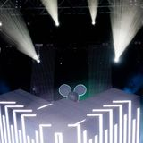 Deadmau5 live T in the Park 2011 (Remastered)