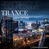 Progressive Trance FEBRUARY 2018