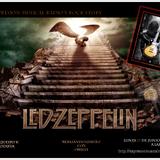 """""""Led Zeppelin"""" - OraLia en Expresión Musical Radio y Rock Story el 23 de junio 2014."""