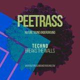 Peetrass - Techno breaks the walls podcast 001