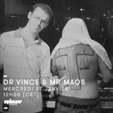 Mr MAQS on RINSE FRANCE - January the 27th 2016