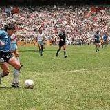 MAA 22 de junio VIVA EL FÚTBOL Maradona, Messi, Manu Chao