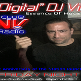 """Digital"" DJ Vic Essence OF House Radio Show 9-18-15"