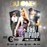 DJ OneF Presents: R&B & HipHop Vol.4