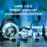 """Mark D.A.'s """"Friday Warm-Up""""-Mix No. 74 for SoulPowerFM 17.01.2020"""