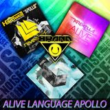 Hardwell vs Krewella vs Cash Cash vs Porter Robinson - Alive Language Apollo (DJ Brana K mashup edit