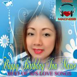 Birthday Music Set for Ina Marie