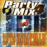Party Mix Vol. 4 (Face A) (1998)