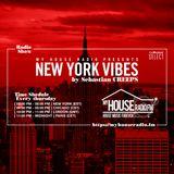 Sebastian Creeps aka Gil G - New York Vibes Radio Show on MyHouseRadio.fm NYC EP026