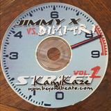 """Dj Jimmy X vs Dimitri Pres. """"Street Vol.01"""" (2000)"""