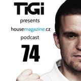 TiGi presents housemagazine.cz podcast 074 (Andre guestmix)