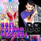 Dj Set DnC Groove Holi Colors Olbia/Sardinia/Italy 2018